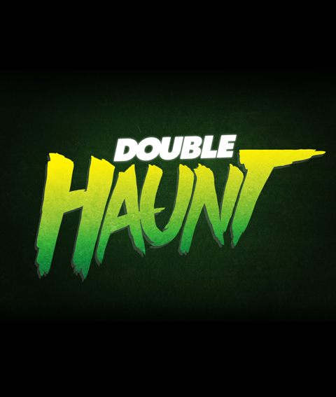 Double Haunt - Brand, web design, web development
